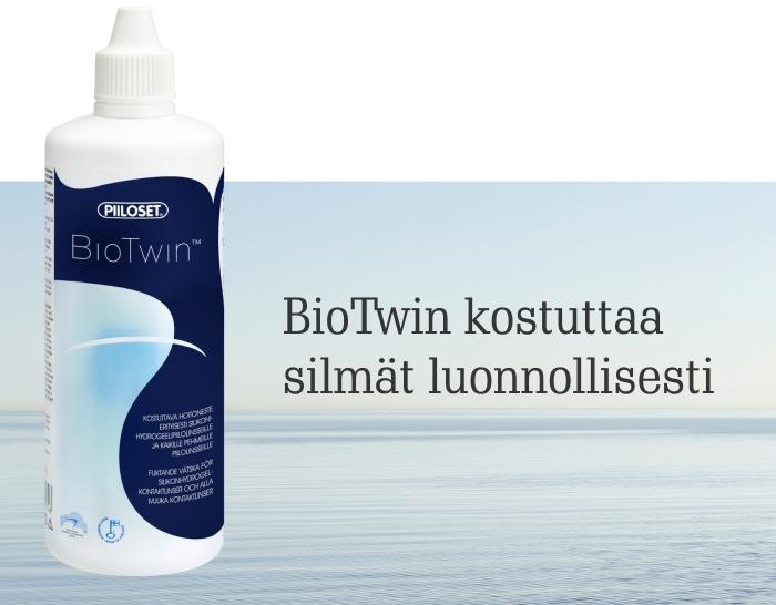 Biotwin-piilolasineste