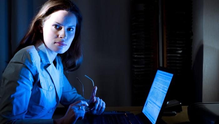 Oksidatiivinen stressi ja sini-violetti valo