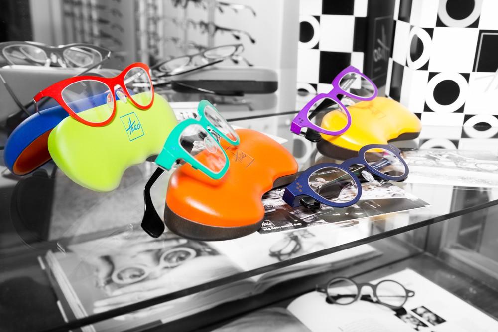 Jyväs Optiika ja värikkäät silmälasit