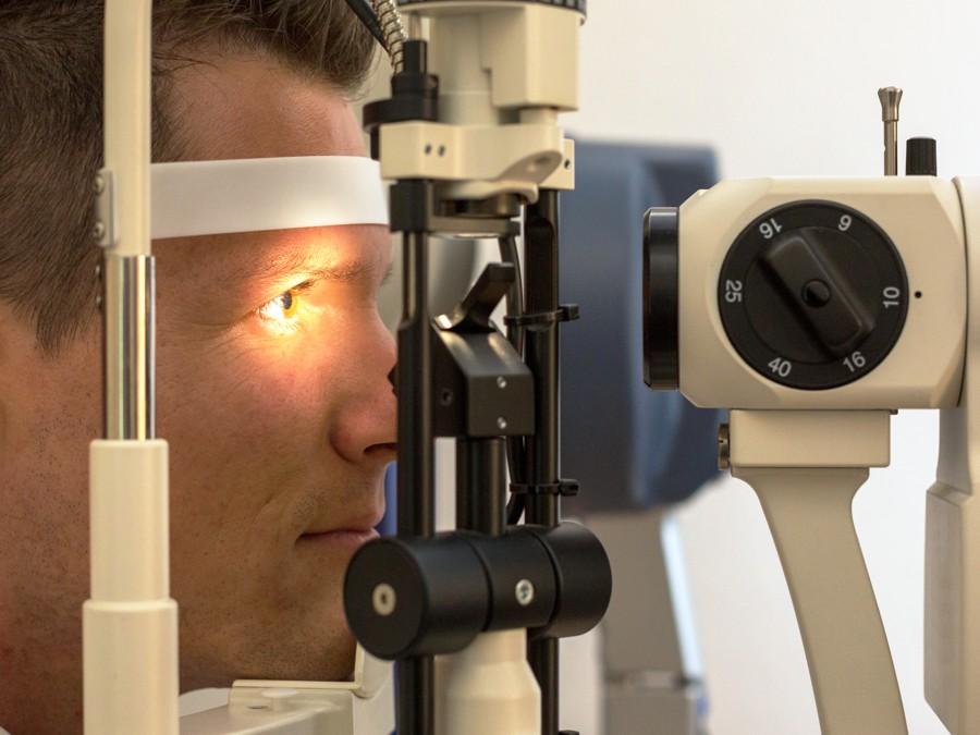 Kuivasilmäisyyden mikroskooppitutkimus