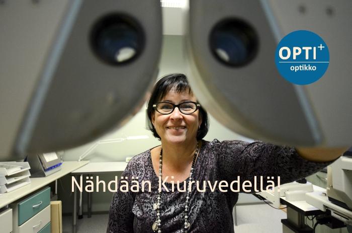 OPTI+optikko näöntarkastus