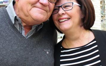 Marjo ja Seppo, nuorekkaat aikuiset Turusta