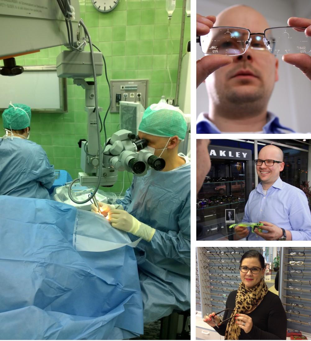 OPTI+Optikko Piila tarjoa myös silmälääkäripalvelut
