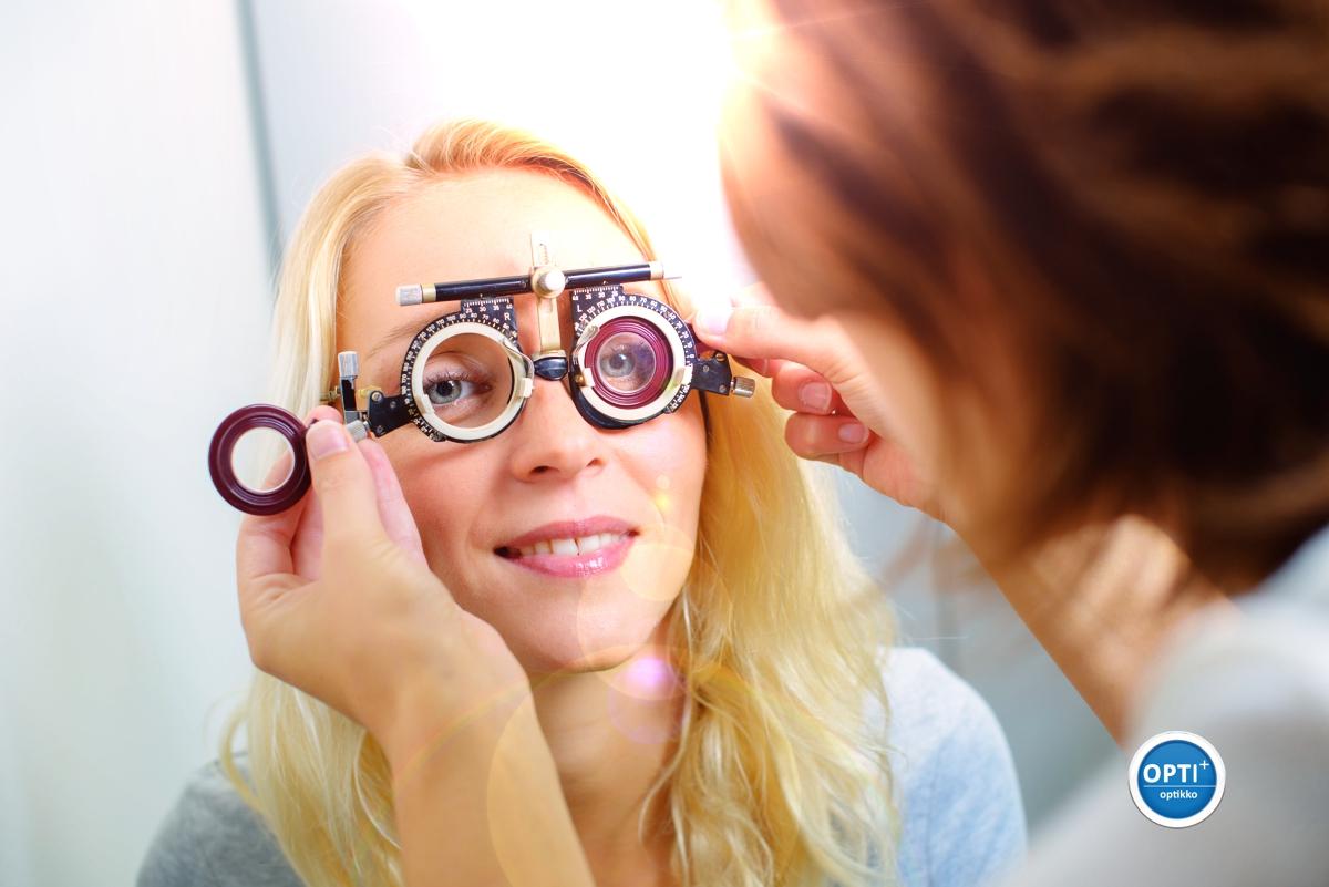 Näin luet optikon silmälasireseptiä