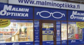 Helsinki, Malmin Optiikka
