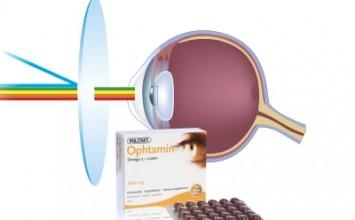 Kaksinkertainen suoja vahingolliselle siniselle valolle alentaa riskiä useille silmäsairauksille