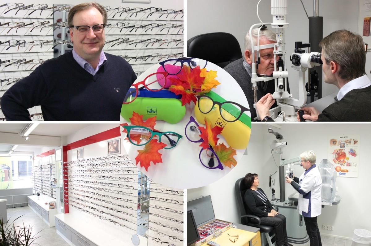 Turun Optiikka näöntarkastus silmälasit silmälääkäri