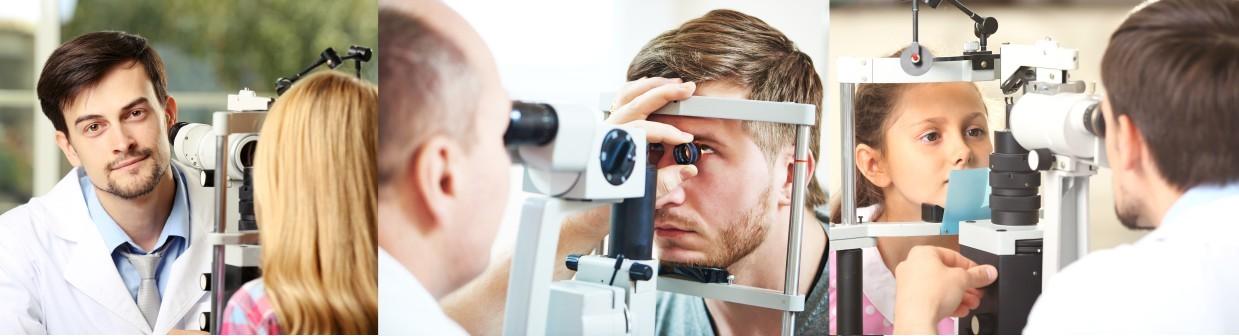 silmälääkärin tutkimus