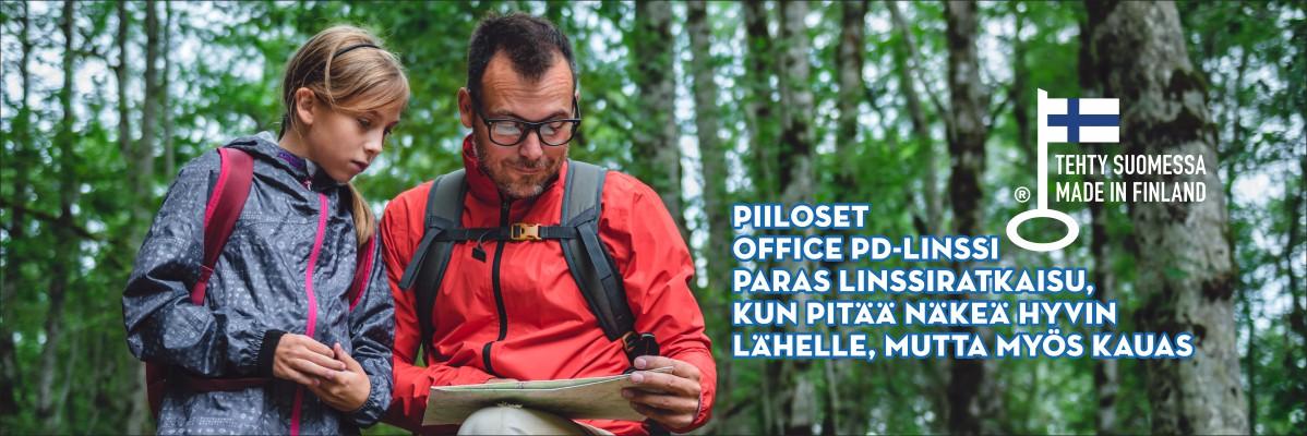 Piiloset OfficePD-linssit